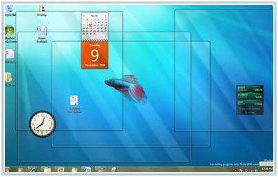 Formation windows 7 for Windows 7 bureau vide